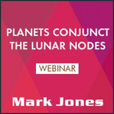 Planets conjunct nodes