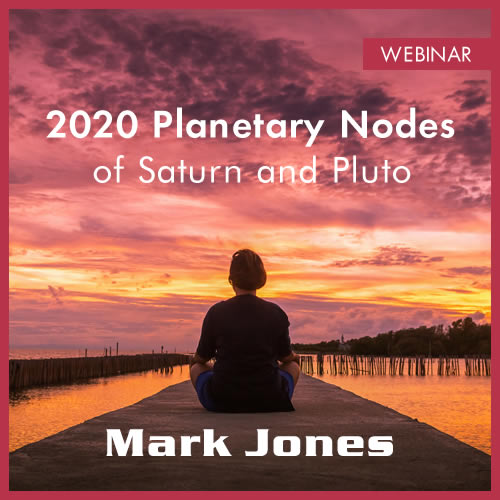 planetary nodes Saturn and Pluto
